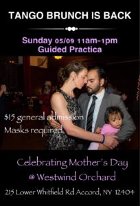 MOTHER'S DAY: TANGO ARGENTINO PRACTICA